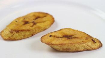 Gebakken banaan (portie)